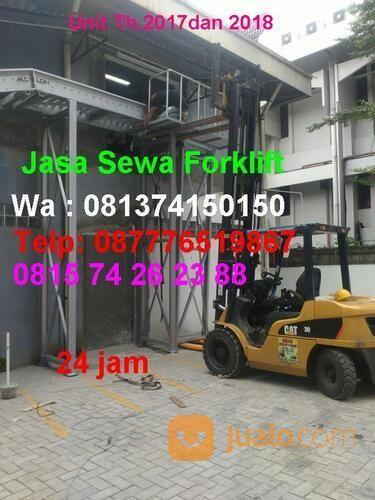LISA JAYA RENTAL FORKLIFT TANAH KUSIR,089518150150 (29597667) di Kota Jakarta Selatan