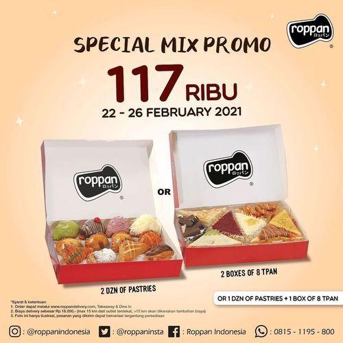 Roppan Spesial promo diakhir bulan Februari..! (29597764) di Kota Jakarta Selatan