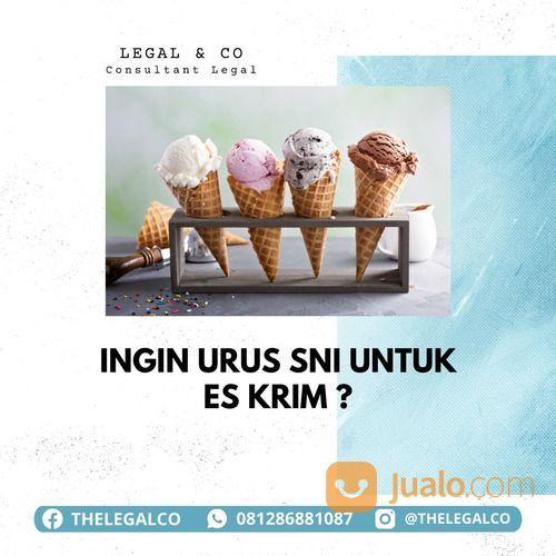 SNI ES KRIM Jasa (29598360) di Kota Jakarta Selatan