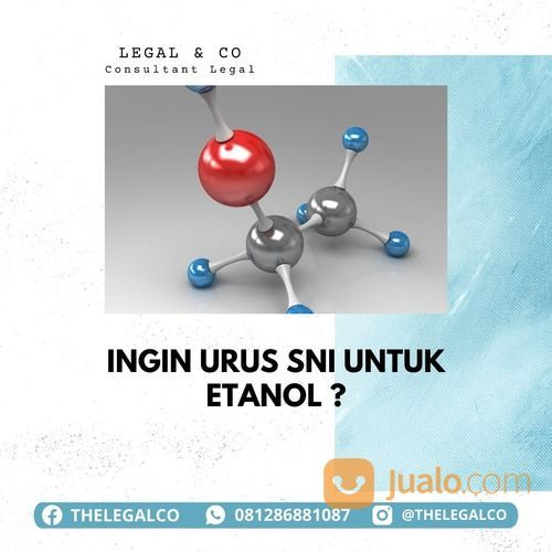 SNI ETANOL JASA (29598366) di Kota Jakarta Selatan