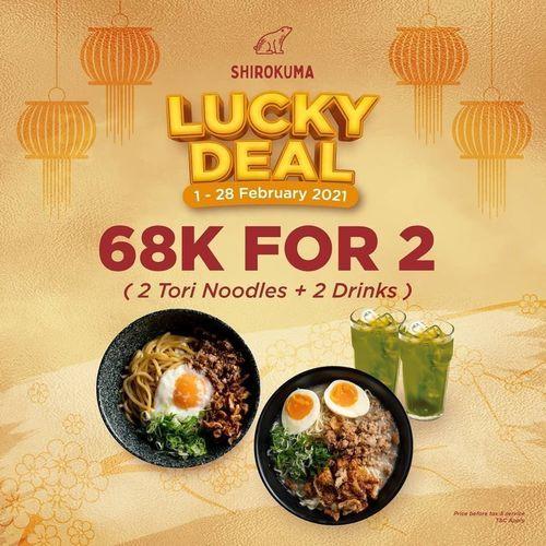 Shirokuma Lucky Deal (29598959) di Kota Jakarta Selatan