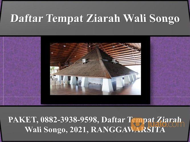 PAKET, 0882-3938-9598, Daftar Tempat Ziarah Wali Songo, 2021, RANGGAWARSITA (29603703) di Kota Semarang