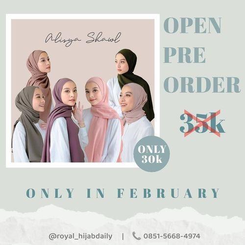 Daily Hijab PROMO LAUNCHING !! (29606827) di Kab. Purwakarta