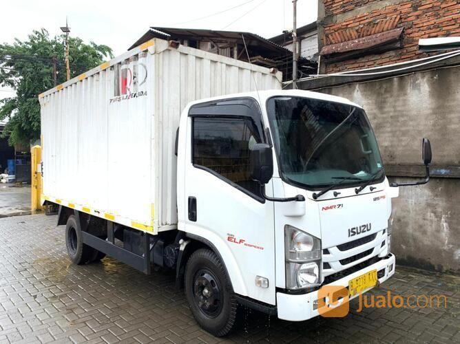 Ada3, MURAH CDD Isuzu Elf 125ps NMR71 Box Besi 2019 NMR 71 Bok 125 Ps (29608407) di Kota Jakarta Utara