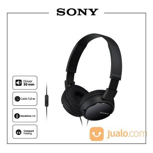 Sony MDR-ZX110AP Headphone With Mic (29613400) di Kota Jakarta Utara