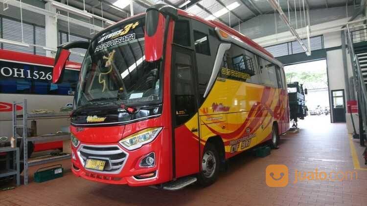 Medium Bus Mercedes-Benz OF 917 Short AC Seat 33 (29616355) di Kota Tangerang Selatan