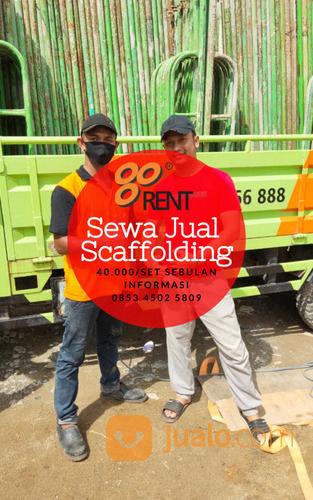 Scaffolding Steger Baru Bekas (29616669) di Kota Banjarbaru