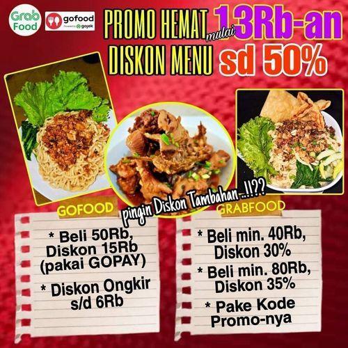 Bakso & mieayam kepo Promo Hemat Diskon Menu sampai dengan 50% (29620339) di Kota Surabaya