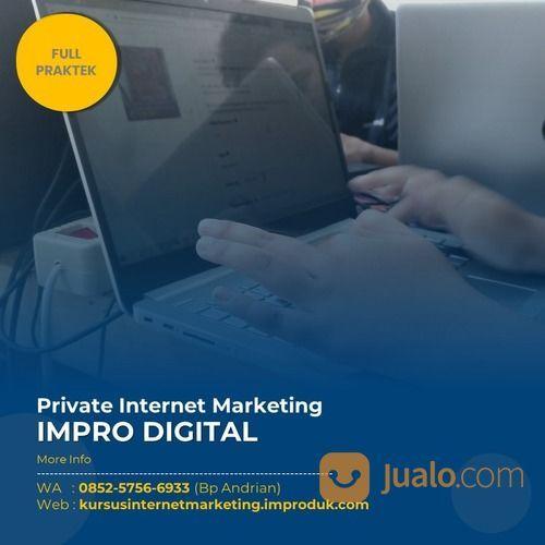 TERBAIK!! WA: 0852-5756-6933, Training Digital Marketing Untuk Produsen Di Malang (29638275) di Kab. Malang
