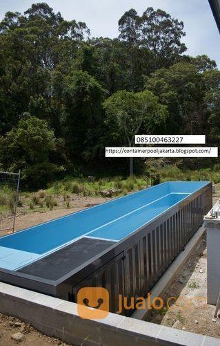 Pembuatan Kontainer Pool, Kolam Renang Kontainer (29643098) di Kota Pangkal Pinang