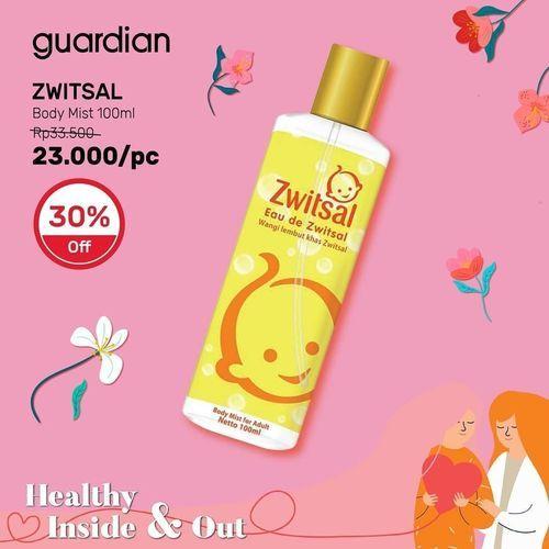 Di @guardian_id juga banyak produk parfum & body mist yang lagi promo nih. (29643625) di Kota Jakarta Selatan
