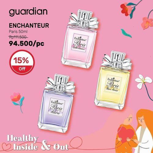 Di @guardian_id juga banyak produk parfum & body mist yang lagi promo nih. (29643626) di Kota Jakarta Selatan