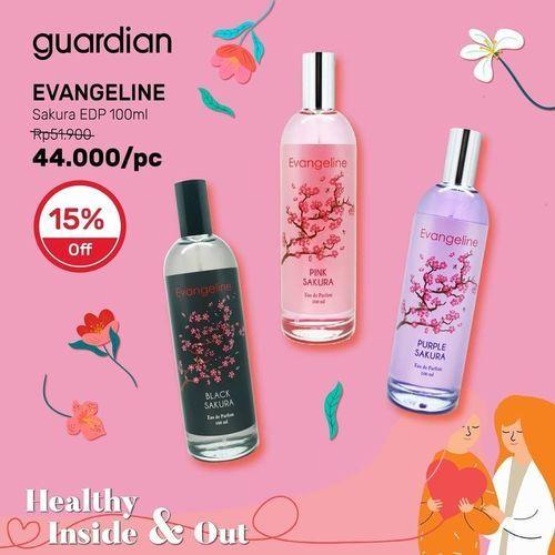 Di @guardian_id juga banyak produk parfum & body mist yang lagi promo nih. (29643627) di Kota Jakarta Selatan