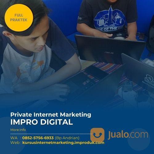 TERBAIK!! Guru Digital Marketing Untuk Pemula Di Malang (29646434) di Kab. Malang