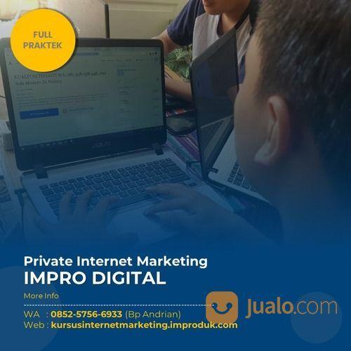 TERBAIK!! Guru Digital Marketing Untuk Pemula Di Malang (29646436) di Kab. Malang