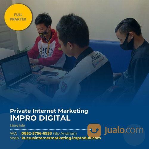 TERBAIK!! WA: 0852-5756-6933, Pelatih Internet Marketing Untuk Produsen Di Malang (29654188) di Kab. Malang