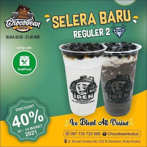 Chocobean cafe PROMO 40% untuk pembelian melalui Grabfood lho.. (29658326) di Kab. Kudus