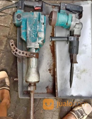 Rental : Jack Hammer/Dril, Hammer Dril, Baby Loller Vibro, Viblator, Stamper, Molen Cor, Jasa Coring (29659690) di Kota Denpasar