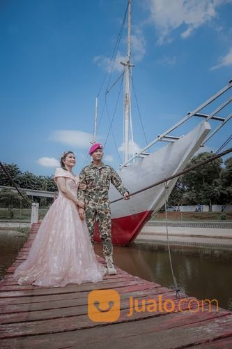 Promo Foto Prewedding Termurah Di Jakarta (29661295) di Kota Jakarta Selatan