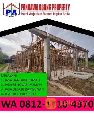 TANPA BANK | 0812-1710-4370 | Jasa Bangun Rumah Luas Tanah 100M2 Di Tulungagung, PANDAWA AGUNG (29662224) di Kab. Tulungagung