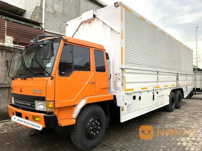 Rental Sewa 6bln Fuso Hino Tronton 6x2 Isuzu Giga Wingbox Wing Box DLL (29663107) di Kota Jakarta Utara