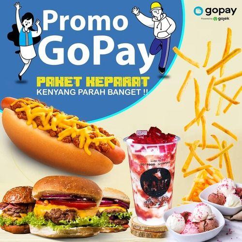 Kane tea Promo Gopay PAKET KEPARAT : Kenyang Parah Bangat (29674558) di Kota Jakarta Selatan