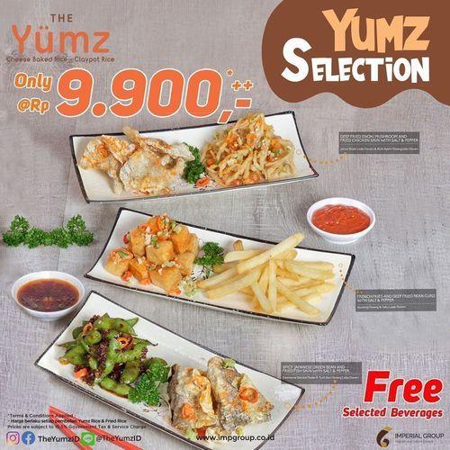 The Yumz Only @Rp. 9.900 !! (29689248) di Kota Jakarta Selatan