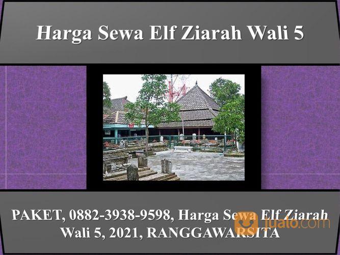 PAKET, 0882-3938-9598, Harga Sewa Elf Ziarah Wali 5, 2021, RANGGAWARSITA (29691945) di Kota Semarang