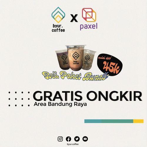 Byur Coffee Beli Paket Bundle Gratis Ongkir Area Bandung Raya !! (29697143) di Kota Bandung