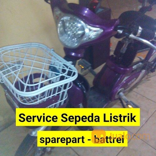 Service Sepeda Listrik - Sparepart Bergaransi (29705183) di Kota Malang