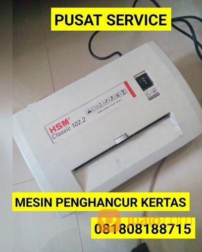 Service Mesin Penghancur Kertas - Sparepart Bergaransi (29705186) di Kota Malang