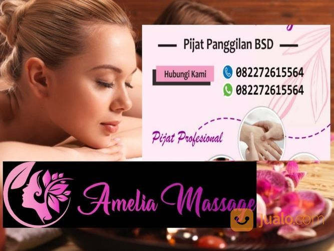 Pijat Panggilan Bsd Amelia (29705463) di Kota Tangerang Selatan