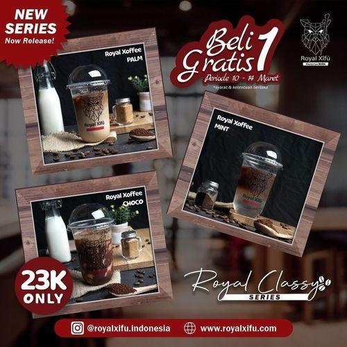 Royal Xifu Promo BELI 1 GRATIS 1 (29706874) di Kota Jakarta Selatan