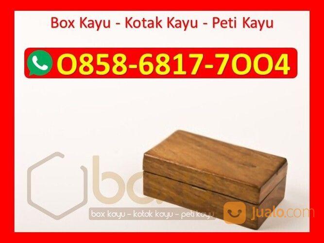 O858 68I7 7OO4 Harga Kotak Kayu (29717557) di Kota Magelang