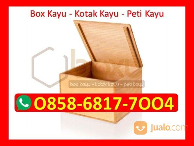 O858 68I7 7OO4 Harga Kotak Saran Kayu (29717571) di Kota Magelang