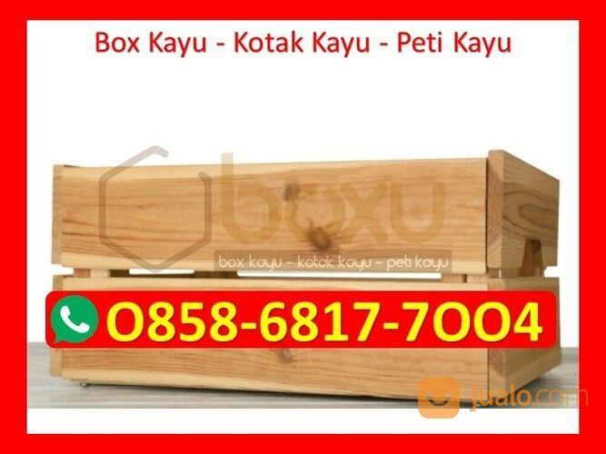 O858 68I7 7OO4 Harga Kotak Saran Kayu (29717572) di Kota Magelang