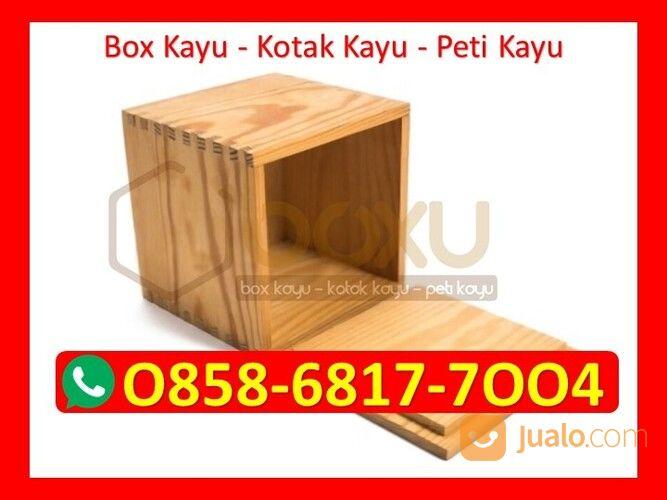 O858 68I7 7OO4 Harga Kotak Saran Kayu (29717573) di Kota Magelang