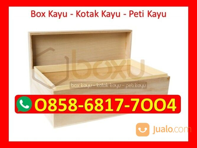 O858 68I7 7OO4 Jasa Pembuatan Peti Kayu (29717600) di Kota Magelang