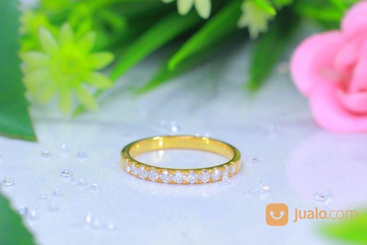 Cincin Emas Berlian (29722071) di Kota Banjarbaru