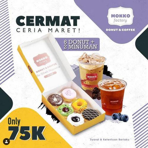 Mokko Factory Promo Cermat (Ceria Maret) (29731357) di Kota Kediri