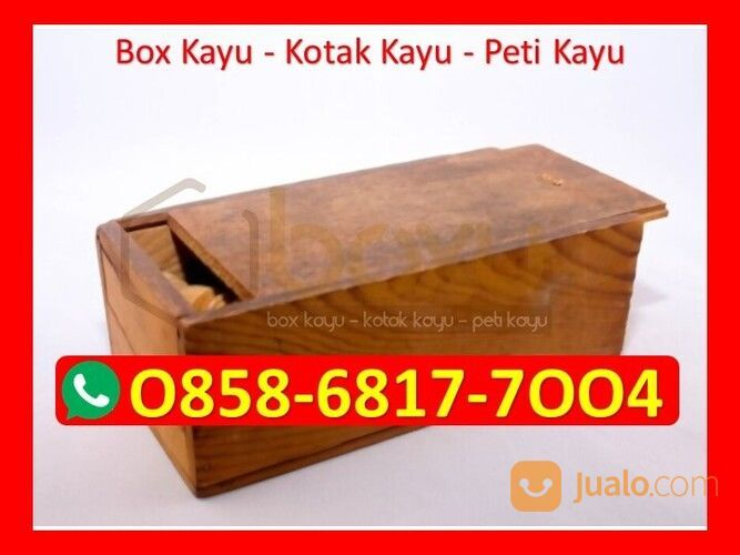 O858-68I7-7OO4 Harga Kotak Kayu Lipat (29733447) di Kota Magelang