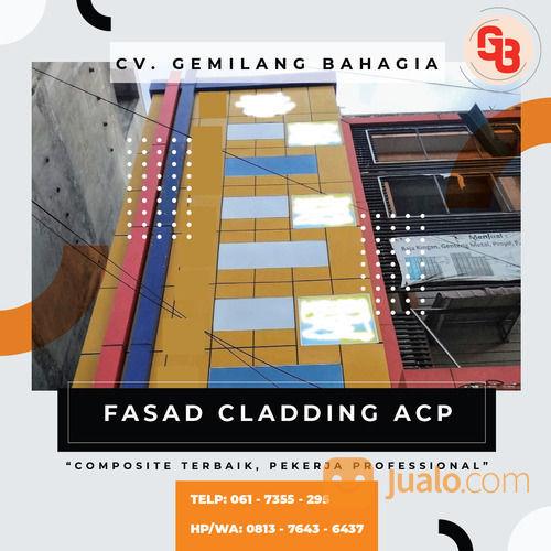 Jasa Pemasangan ACP Baik Dalam/Luar Kota (29744325) di Kab. Asahan
