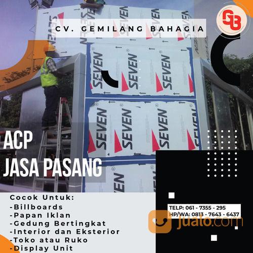 Jasa Pemasangan ACP Baik Dalam/Luar Kota (29744330) di Kab. Asahan