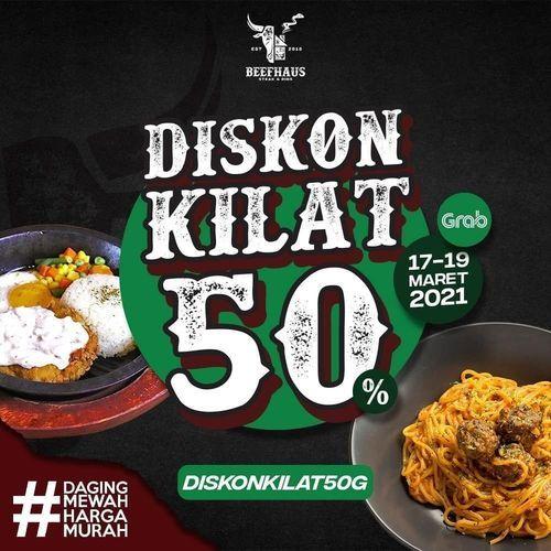BeefHaus Diskon Kilat 50% (29750370) di Kota Tangerang