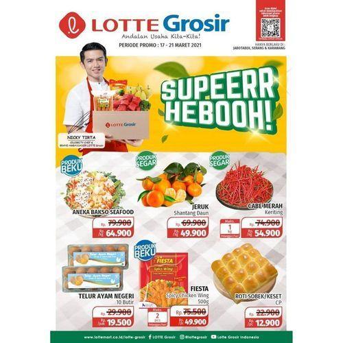 Lotte Grosir Bekasi SUPEER HEBOOH !! (29752160) di Kota Bekasi