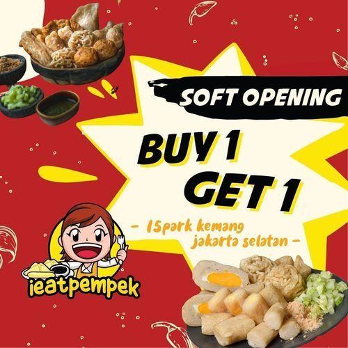 I Eat Pempek Soft OPENING PROMO !! (29752509) di Kota Jakarta Selatan