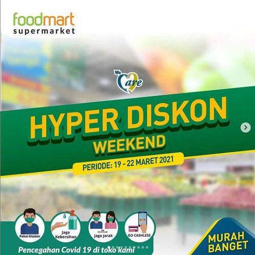 Foodmart Hyper Diskon Weekend (29755533) di Kota Madiun