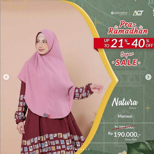 Griya Aqeela Pra-Ramadhan Sale (29755656) di Kota Jakarta Selatan