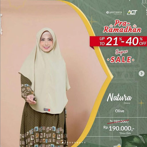 Griya Aqeela Pra-Ramadhan Sale (29755657) di Kota Jakarta Selatan