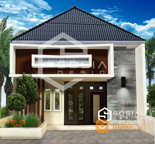 Jasa Desain Rumah Murah (29758991) di Kab. Lamongan
